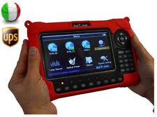 SATLINK WS-6980 HD DVB-S/S2 DVB-T2/C Combo Sat Finder/Misuratore con Spectrum