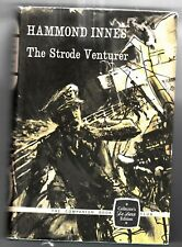 BOOK - THE STRODE VENTURER  -  HAMMOND INNES  1965