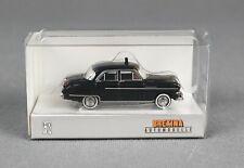 "BREKINA 20877 (H0,1:87) Opel Kapitän, schwarz ""TAXI"", 1954 - NEUWARE!"