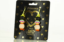 NEW AnUNe- For You Silstones Earrings No 101, 1 Pair, Silicone Jewelry, women