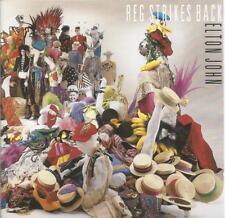 Elton John - Reg Strikes Back 1988 West Germany pressed CD album