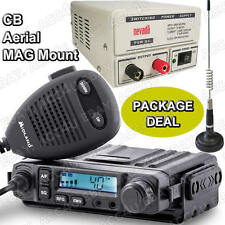 Midland M Mini Transmission Radio Black