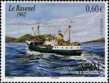 Timbre Bateaux St Pierre et Miquelon 1025 ** année 2012 (30517)