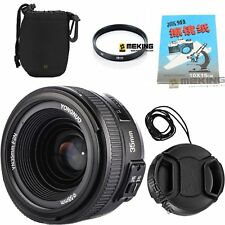 YONGNUO YN35MM F2 Wide-angle Auto Focus Lens For Nikon Camera