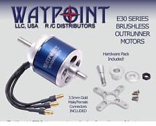 Waypoint E3020-14 Series Brushless Outrunner Motor 14-Turn 988Kv Airplane 3020
