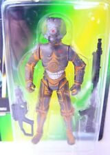 "Kenner STAR WARS 4-LOM BOUNTY HUNTER & PISTOL 3 3/4"" Action Figure JP MOC`97"