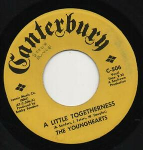 THE YOUNGHEARTS a little togetherness*beginning of the end NORTHERN SOUL reissue