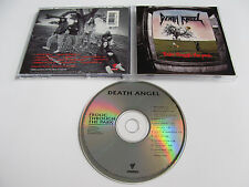 DEATH ANGEL Frolic Through the Park CD 1988 RARE OOP THRASH ORIG 1st PRESS USA!!