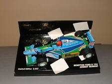 Benetton DieCast Material Racing Cars