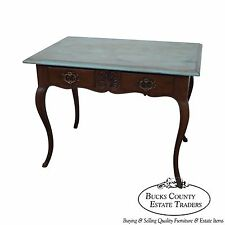 Bodart French Louis XV Style 1 Drawer Console Side Table