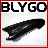 BLACK Front Plastic Guard Fairing Fender TTR110 STYLE PIT PRO Trail Dirt Bike