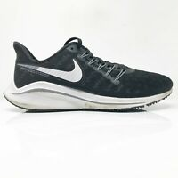 Nike Womens Air Zoom Vomero 14 AH7858-010 Black Running Shoes Lace Up Size 7.5