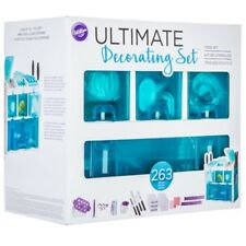 Ultimate Baking Decorating Set, New, 263 pieces in total!!! makes great gift