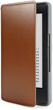 Genuine Amazon Kindle Wi-fi Leather Cover Brown