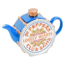Vandor The Beatles Sgt Pepper's Lonely Hearts Limited Edition Blue Teapot