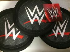 "LOT OF 3 JW PET NYLON WWE SUPERSTAR WRESTLING FLYER 7"" DOG TOY. TO USA"