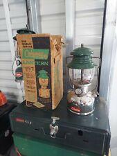 Vintage US Coleman 202 Professional Single Mantle Lantern 1/61