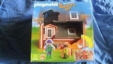 Playmobil 4142 Bauernhof zum Mitnehmen, Mitnehmbauernhof komplett in OVP