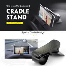 gocomma Mobile Phone Stand Cradle Dashboard Car Holder Support GPS Plastic