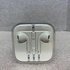Original Apple IPhone Earpods Headphones Wired Plug White