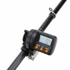 999.9M Digital Display Fishing Line Counter