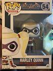 Funko Pop! Batman Arkham Asylum - Harley Quinn #54 Vinyl Figure