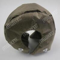T3 T25 T28 GT25 GT35 Titanium Turbo/Turbocharger Heat Shield Blanket Cover Wrap