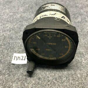Mooney MacLeod Airspeed Indicator P/N 820308-511 2024-21-1910
