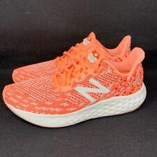 New Balance Womens Fresh Foam Rise V2 Running Shoes Orange WRISELR2 Sz 8B