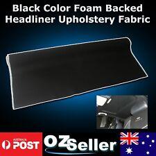 Custom Car Roof Lining Foam Headliner Fabric Reupholstery Replacement 1.5M x3.2M