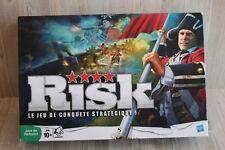 Risk - Jeu de Conquete Stratégique - Hasbro avec pions figurines - 100% complet