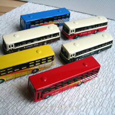 6 Stück N Scale 1:160 Modell Busse Mini Busse Spur N