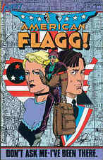 American Flagg! # 13 (Howard Chaykin) (USA, 1984)
