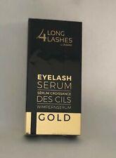 Oceanic Long 4 Lashes Eyelash Gold Serum Wimpernserum, 4ml