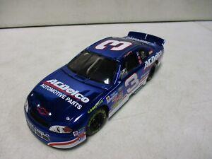 Action 1999 Dale Earnhardt Jr AC Delco Chrome Bank 1/24