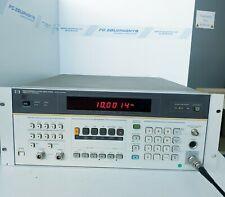 HP Agilent Keysight 8901B Modulation Analyzer 1.3GHz