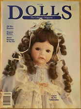 DOLLS Collector's Magazine ~ JULY 1991