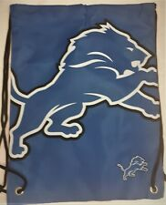 NFL Detroit Lions Logo Sportbeutel Rucksack Backpack Drawstring Fan