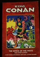 Chronicles of King Conan lot. Volumes 1 and 2. Dark Horse graphic novels