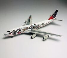 "Tomy 1/400 Japan Airlines JAL ""DREAM EXPRESS ""FRIENDS"" Disney 747-466D JA8908"