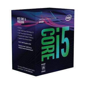 Intel Core i5-8400 2.8 GHz 6-Core Prozessor