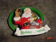 COKE COCA COLA CHRISTMAS ORNAMENT santa cavanagh 1948 1995 40S 90S XMAS Holiday