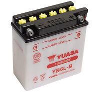 Batterie Moto HERCULES 50 FOX Yuasa YB5L-B  12v 5Ah