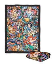 Disney Princess All Star Mosaic Blanket ( KIDS / MEDIUM / LARGE )