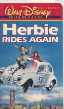 Herbie Rides Again VHS, 2000, The Love Bug Collection Disney Film Classics