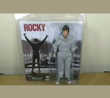 "Neca - Rocky - Grey Jog Suit 8"" Action Figure"