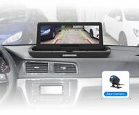 Car Dvr Dash Cam FHD 1080p Dual Lens Recording Car Dvrs Recorder Rearview Mirror