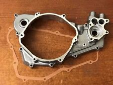 1989-2001 Honda CR500R Right Crankcase Cover & Cvr Gasket Water Pump Side OEM