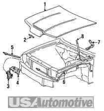 1989 90 91 92 93 Ford Thunderbird Hood / Bonnet Emblem / Decal