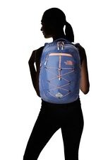 NWT $90 Womens The North Face Borealis Backpack in Coastal Fjord Blue
